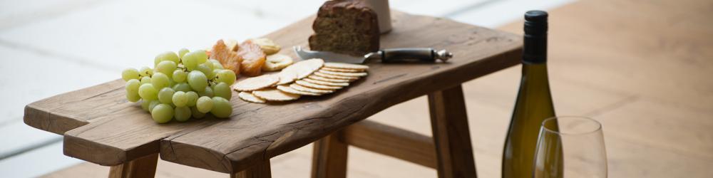 Rustic home decor australia food